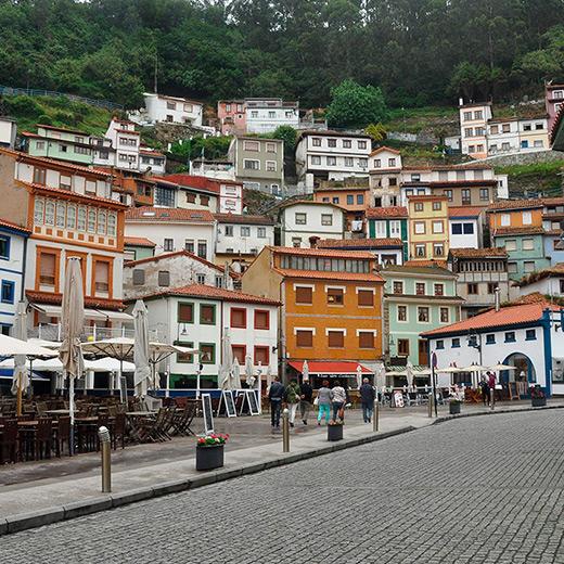 La casa de la abuela - Cudillero - turismo rural - Asturias