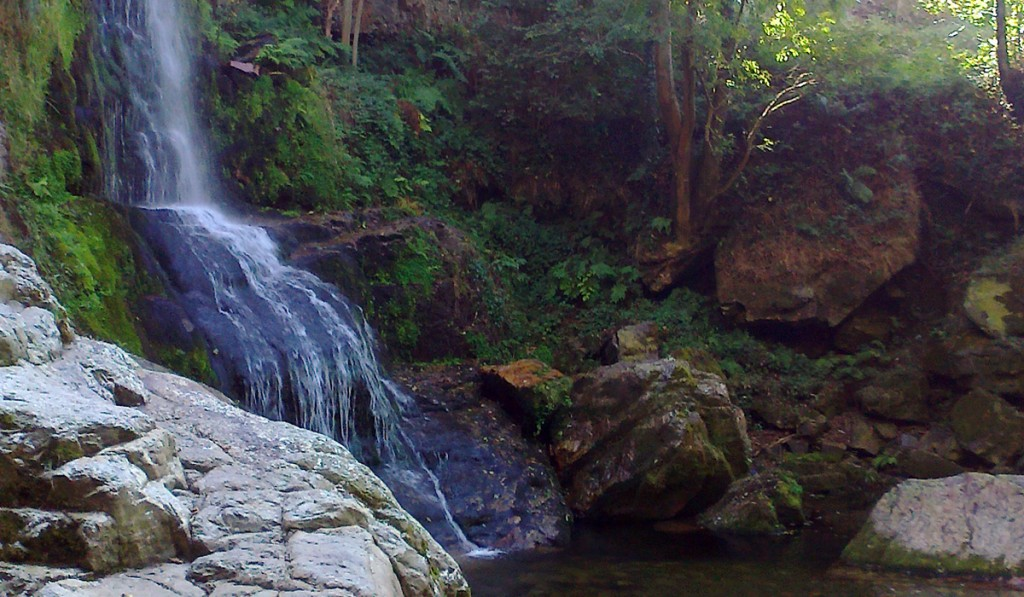 La casa de la Abuela - turismo rural- Selgas - Pravia Asturias - cascadas de Oneta 2
