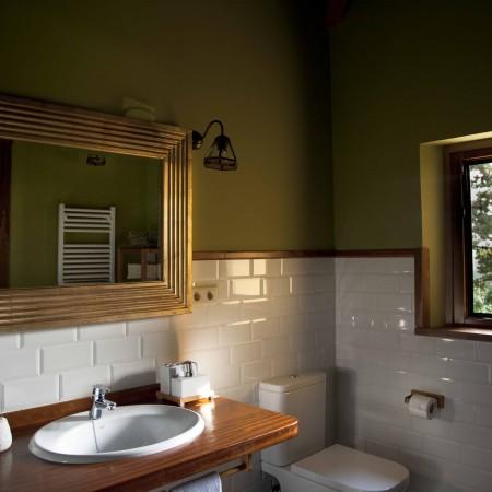 Baño Habitación Amistad