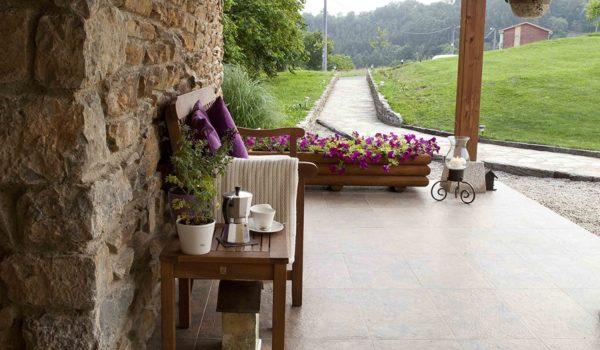 """""""La Casa de la Abuela Milagros"""" casa rural por habitaciones en Asturias, Disfruta tus vacaiones rodeado de naturaleza en Asturias"""